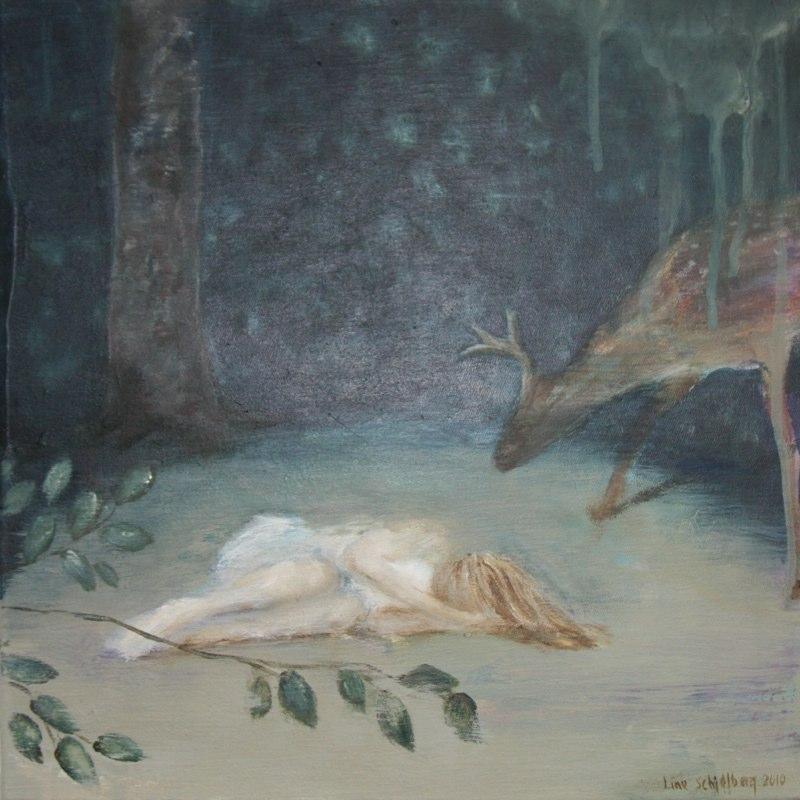 Skogsøvn